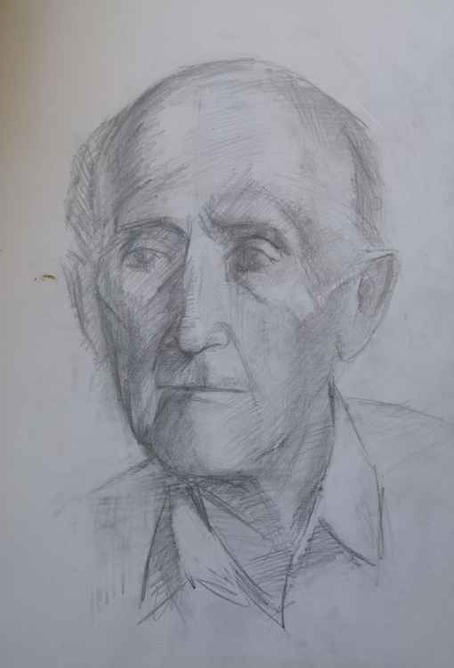 Portrait of Old Man -