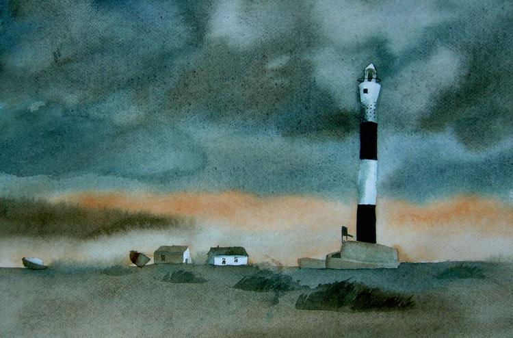 Dungeness Lighthouse - Image 0
