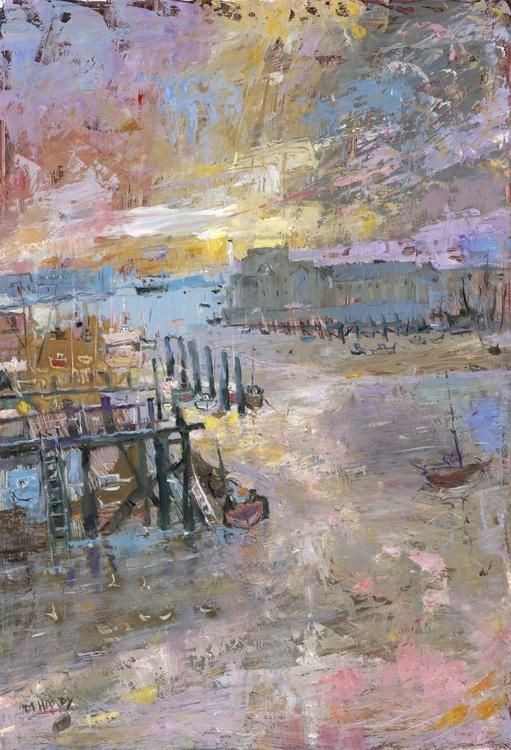 Shoreham Harbour lights - Image 0