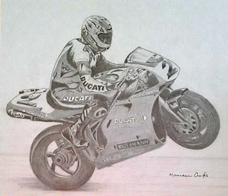 Carl Fogarty - Image 0