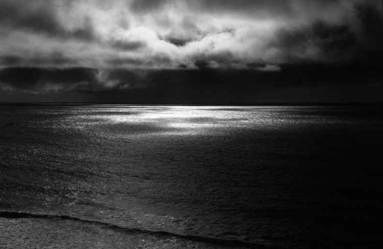 Storm - Kynance Cove -