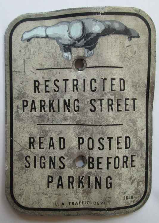 Restricted Parking