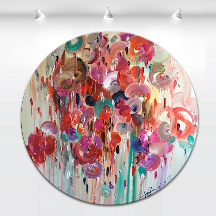 """'Colores aestas' - 30x30"""" - Image 0"""