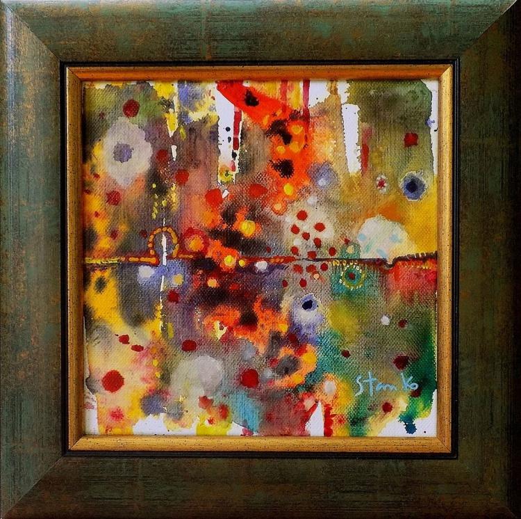 Abstract(little light music)-II - Image 0