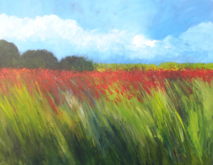 Field of Poppies 4 - Image 0