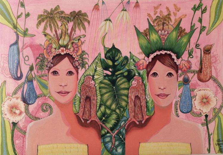 Bali, The monkeys in the Garden - Image 0