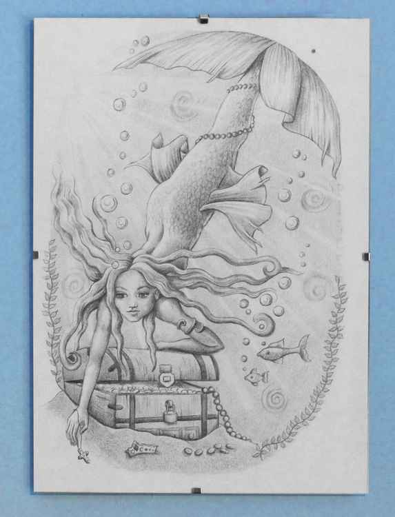 Mermaid Treasure -