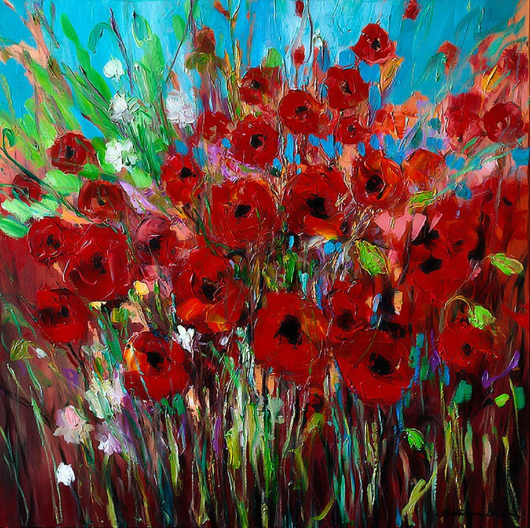 'Poppies Field' - Image 0