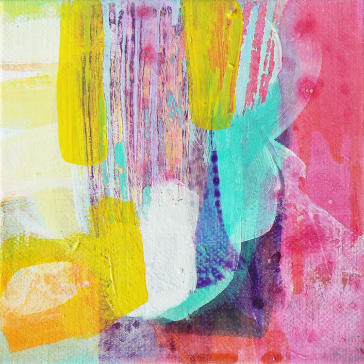 mini abstract #22 - Image 0