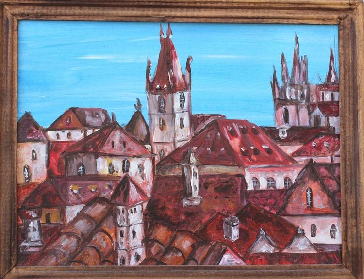 Praha's roofs-2 - Image 0