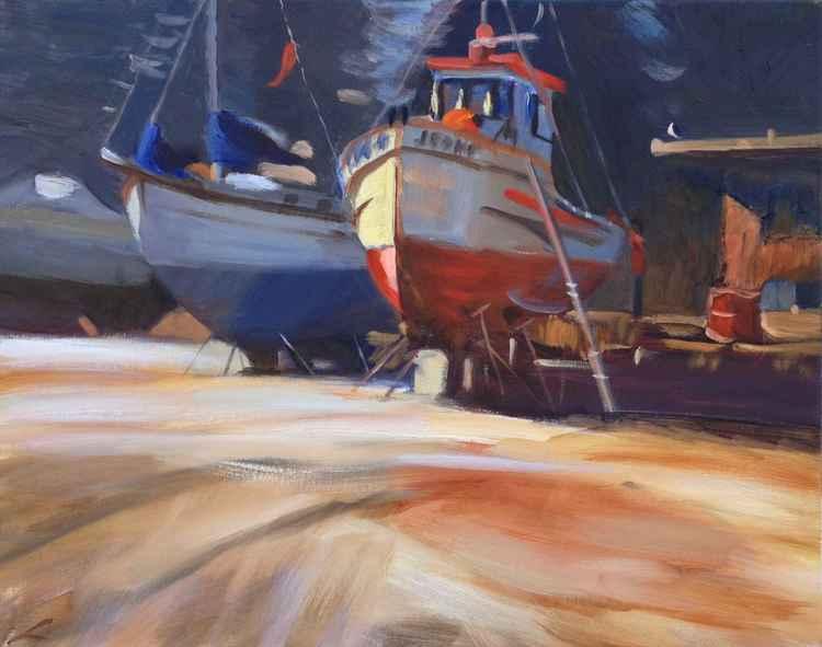 Boats repairs -