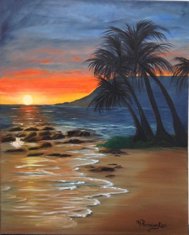 Sunset in Paradise - Image 0