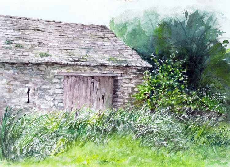 Old Barn, Ullthwaite Bridge