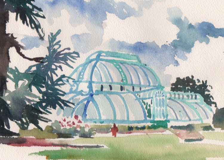 The Palm House, Kew -