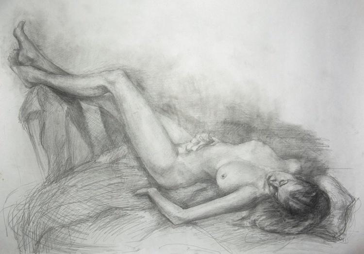 Nude girl - Image 0