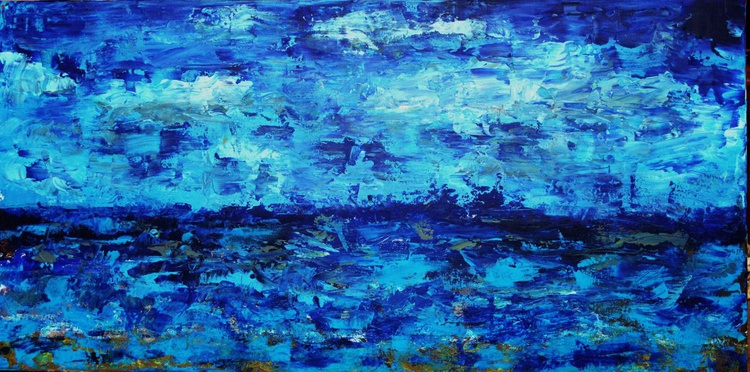 Impression of sea - Image 0