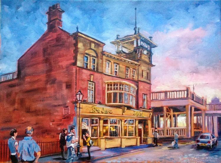 Bridge hotel Newcastle upon Tyne pub crawl 2 - Image 0
