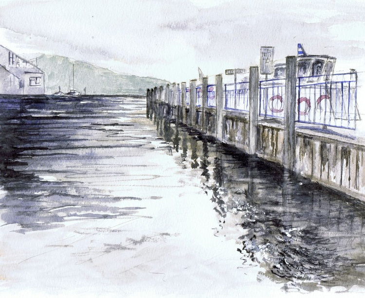 Bowness Jetty - Image 0