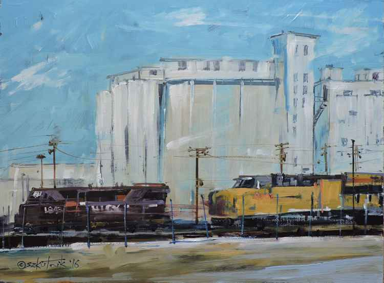 Locomotive -