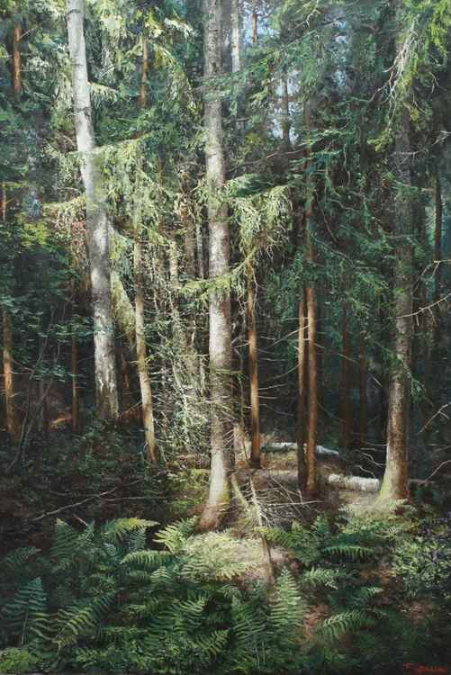 Secret forest -