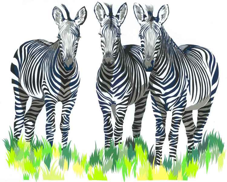 Zeal of Zebras -