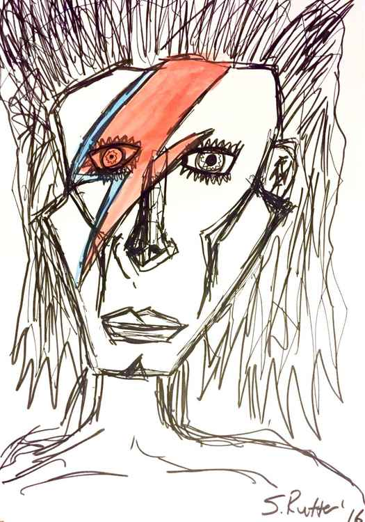 Bowie Sketch 2
