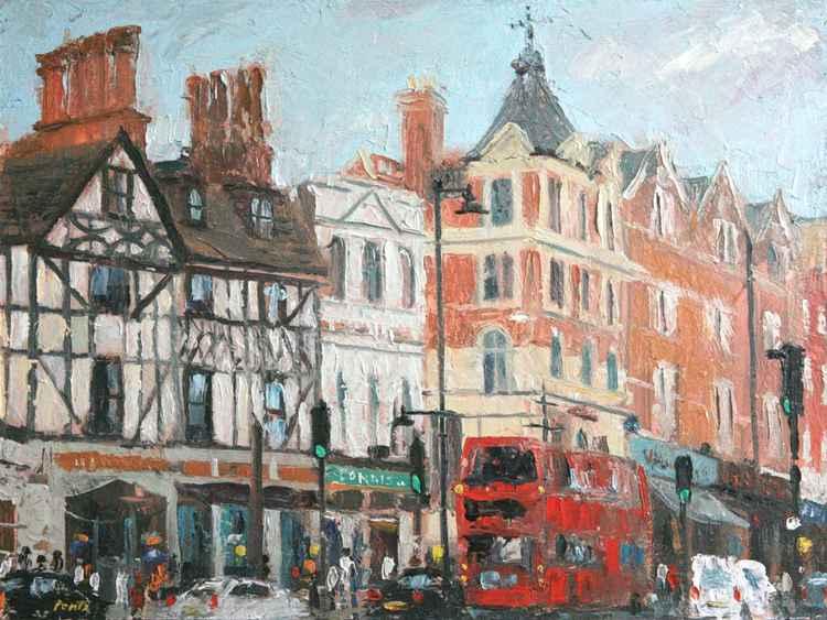 Clapham High St, London