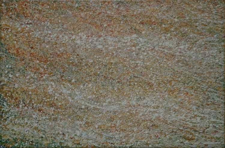 Waviness - Valovanja 2009, acrylic on canvas, 40 x 60 cm