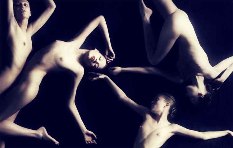 Lunar Nudes #1 -