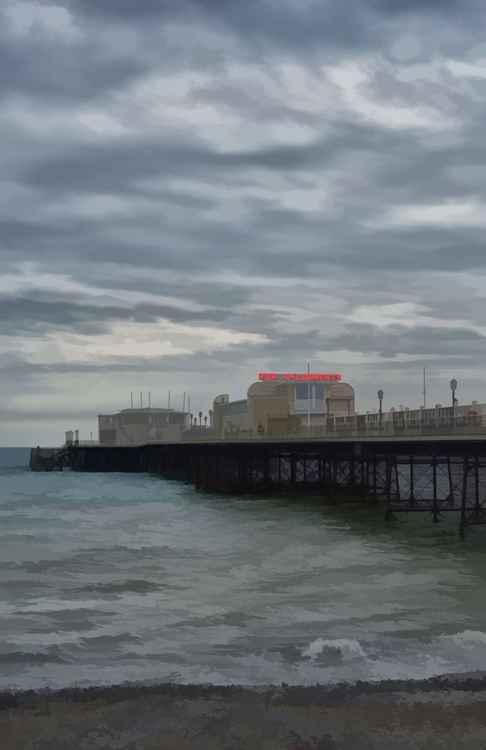 Long Dark Pier -