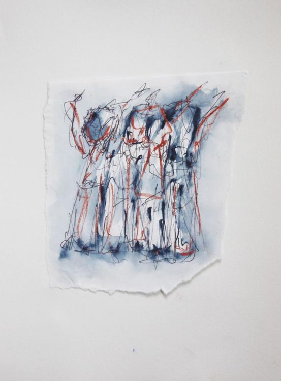 Dancing People III - Image 0