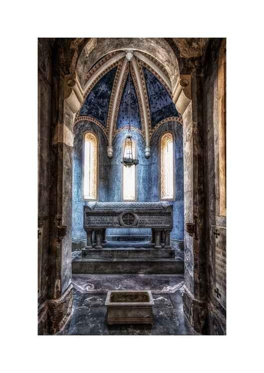 Certosa di Bologna, Italy -