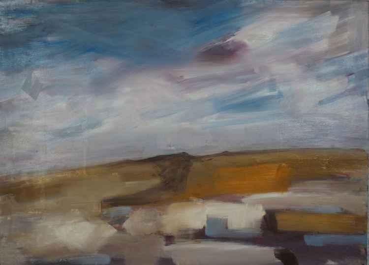 Penwith Landscape No.1 Cornwall. UK