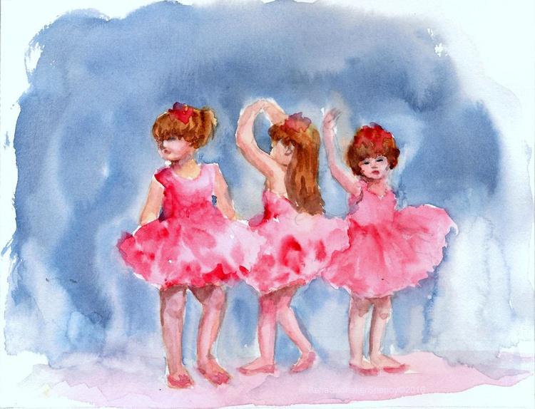 The three little ballerinas - Image 0