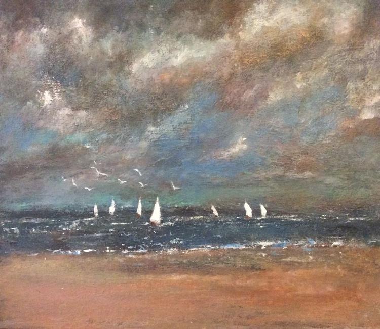 Moody Blue Boats - Image 0