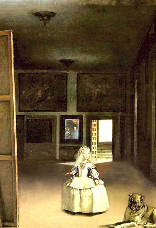 Chamber of Velazquez 11 -