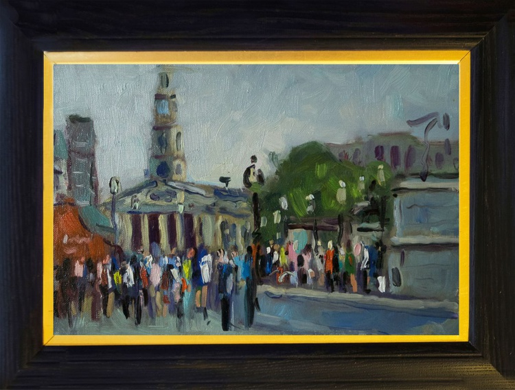 Trafalgar Square (North Side) - Image 0