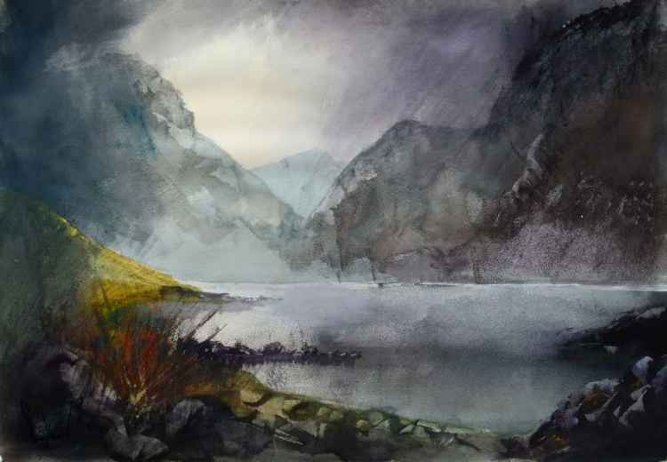 Wasdale, Cumbria #6 - Original Watercolour Painting