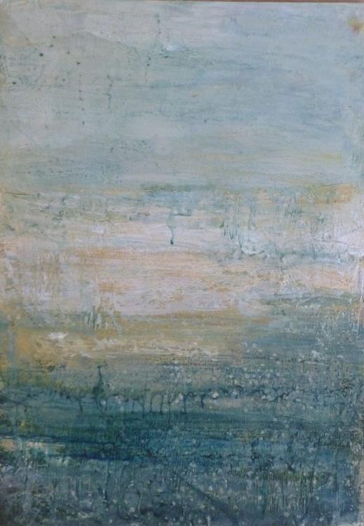 Estuary Abstract no30 - Image 0