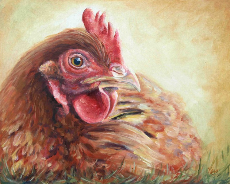Little Red Hen - Image 0