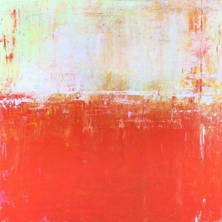 Red Crush 24x24 inches - Image 0