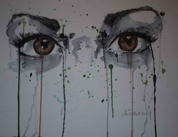 """Series of Eyes"" Mery"