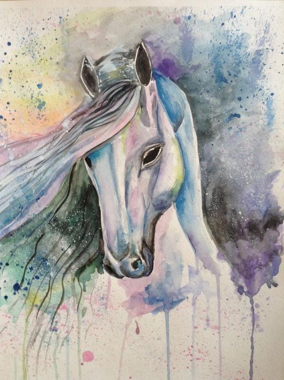 Rainbow Horse - Image 0