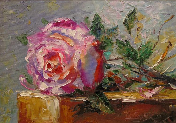 Rose for the beloved - Image 0