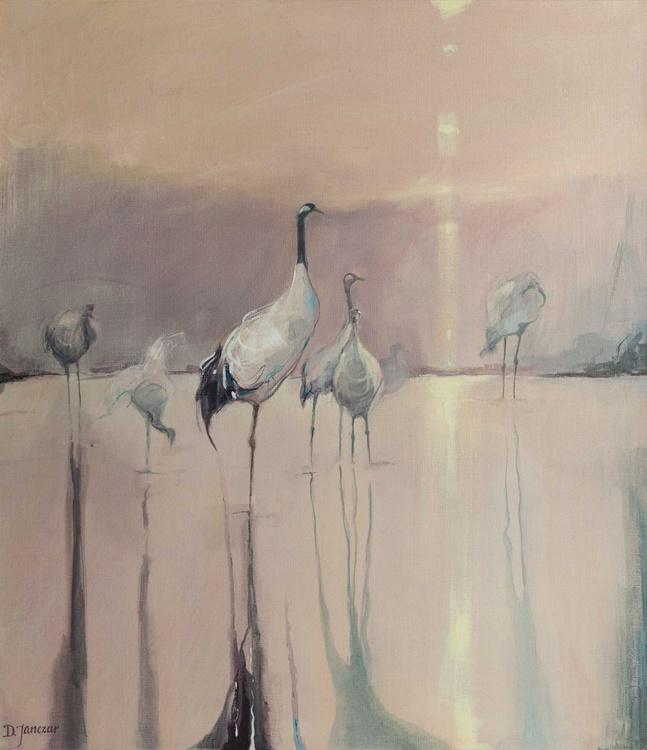 Common cranes - Image 0
