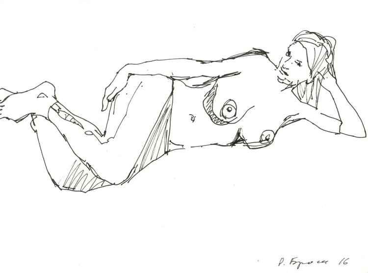 Figure study #7