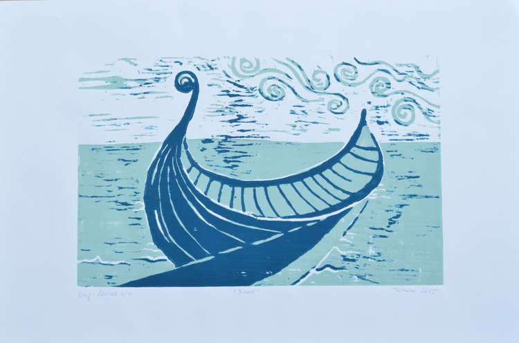 A boat - Image 0