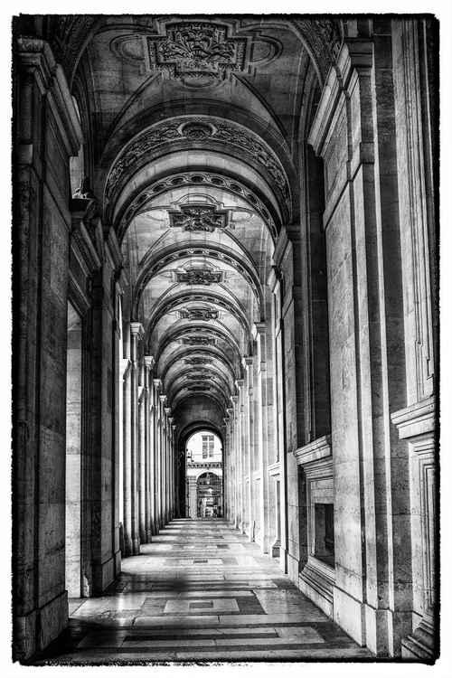 Parisian Arches -
