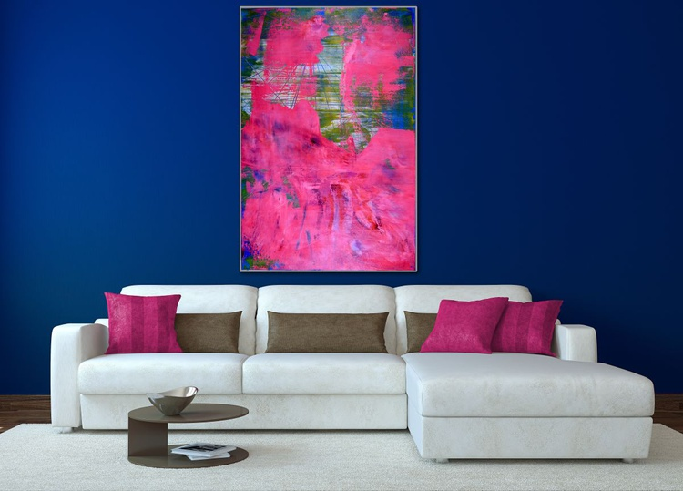 The landing - Bold and Colorful Statement! - Image 0