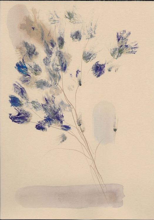 Spring Flowers #4, 21x29 cm - Image 0